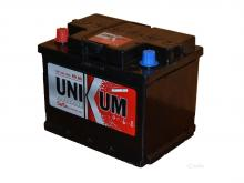 Unikum 60 А/ч Прямой