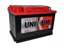 Unikum 75 А/ч Прямой
